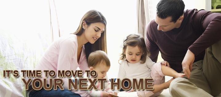 Buying My Next Home